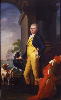 George, seventh Marquis of Tweeddale