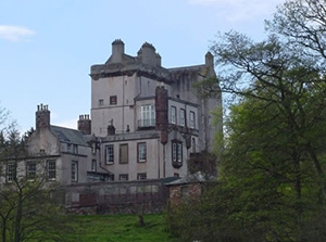 Delgatie Castle, Aberdeenshire, the Clan Hay Centre