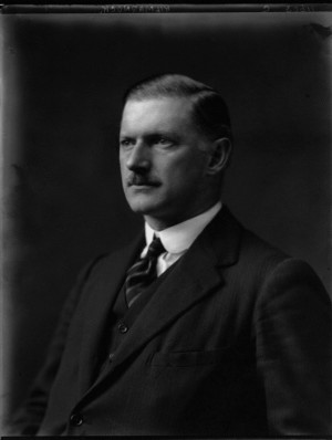 Victor Hay, 21st Earl of Erroll (1875-1928) who, as Lord Kilmarnock, had a distinguished diplomatic career